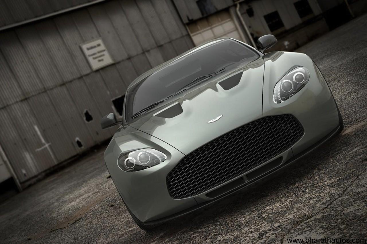 Aston Martin V12 Zagato (Road version) - 001