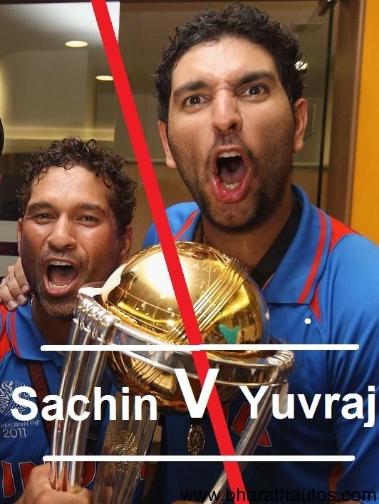 Sachin Tendulkar and Y...