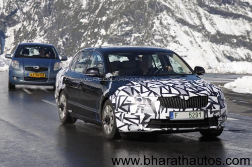 Pictures of skoda superb being launched in 2015 autos weblog