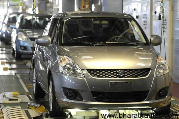 Maruti Suzuki shifts Swift production to Gurgaon