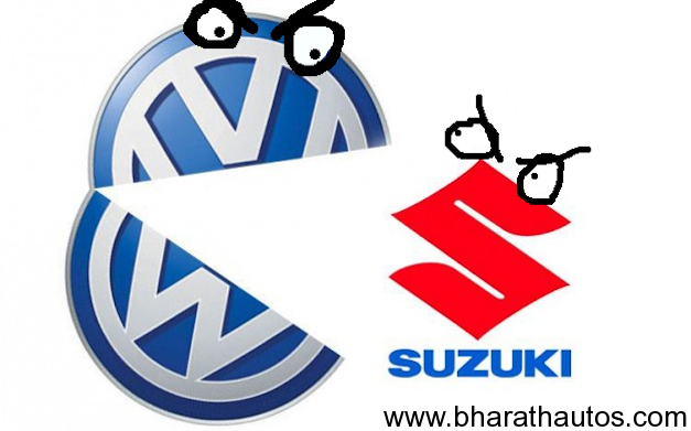 Suzuki broke partnership rules with VW by purchasing Fiat diesel engines
