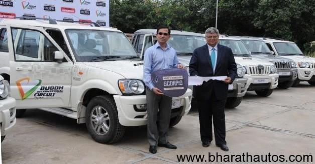 Mahindra & Mahindra partners with Buddh International Circuit