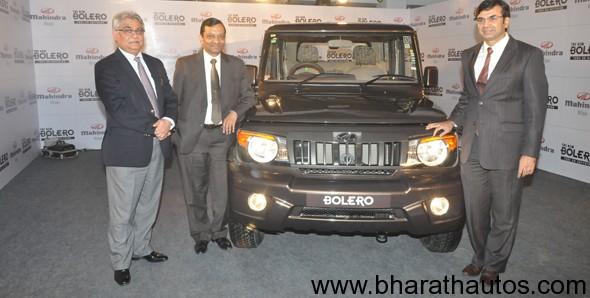 Mahindra Bolero Facelifted version