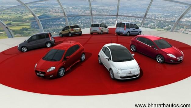 Fiat Showroom