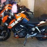 KTM Duke 200 Unveiled in Malaysia - 002