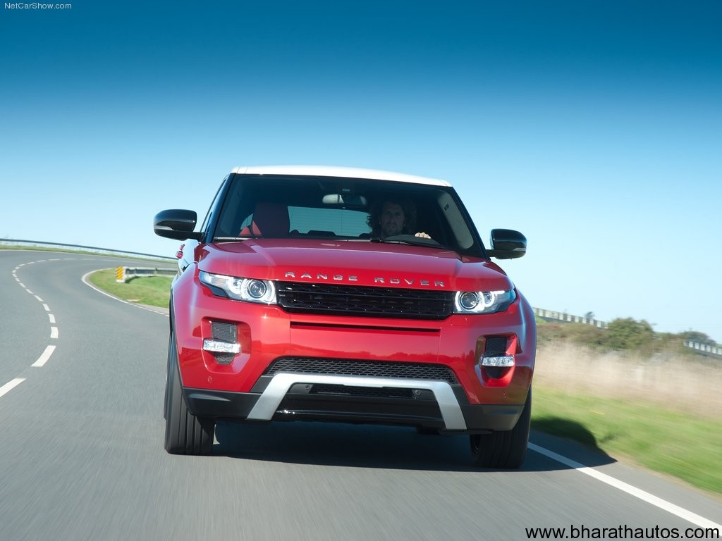 2012 Range Rover Evoque (5 door-version) - 001