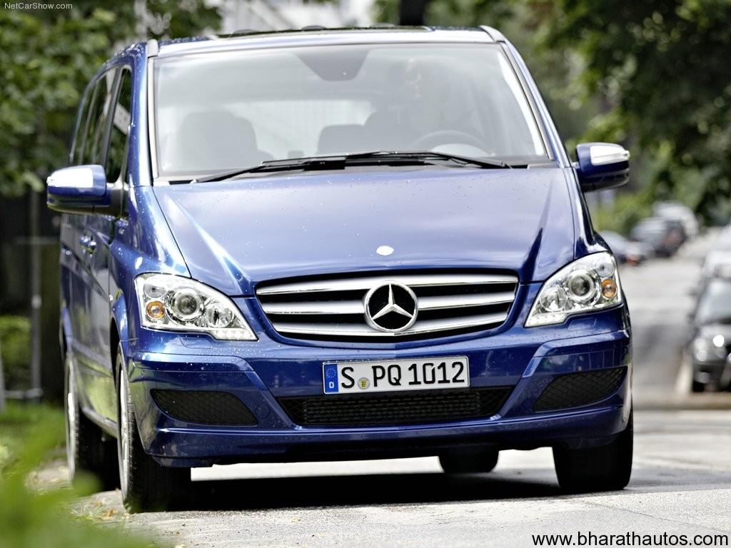 2011 Mercedes-Benz Viano - 001