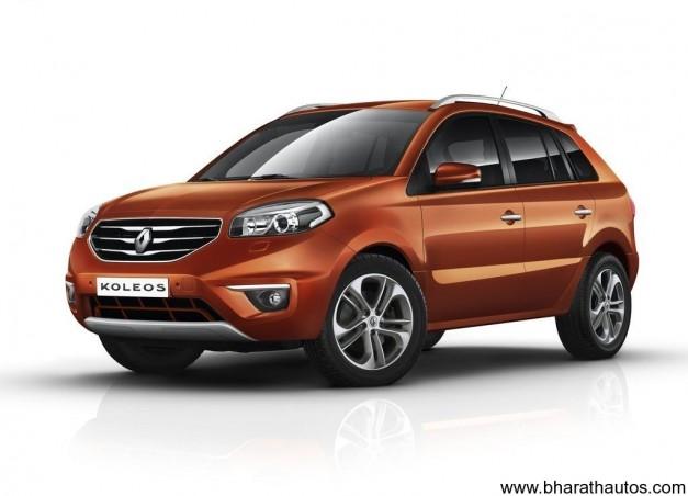 Renault-Koleos-Crossover-SUV-Front