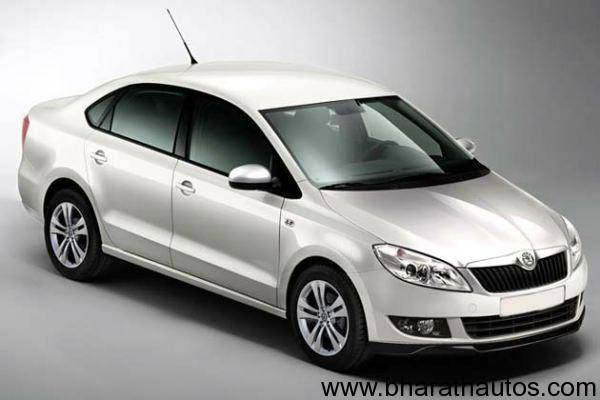 Skoda C-segment sedan to be named 'Lauretta'