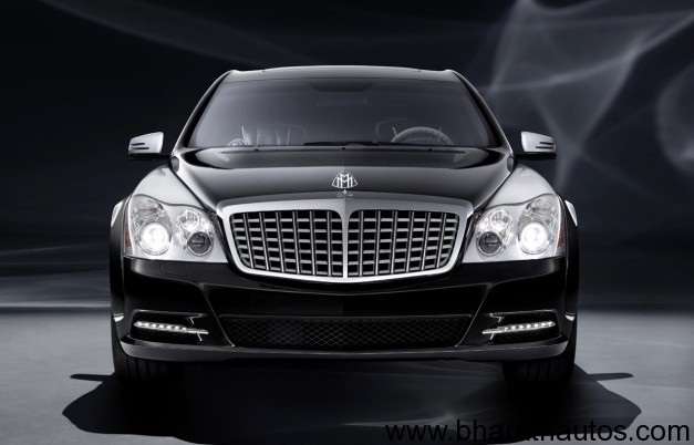 Maybach 57 S special edition model - 001