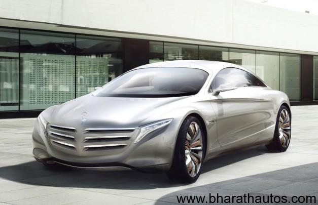 Mercedes-Benz F125! Concept revealed at Frankfurt Motor Show