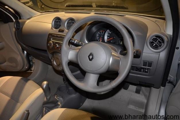 Renault Pulse - InteriorView