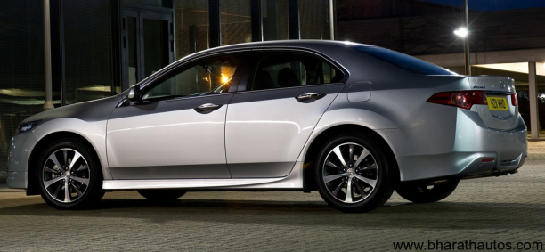 2012 Honda Accord Side