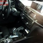 2012 BMW 3-Series interior leaked - 001