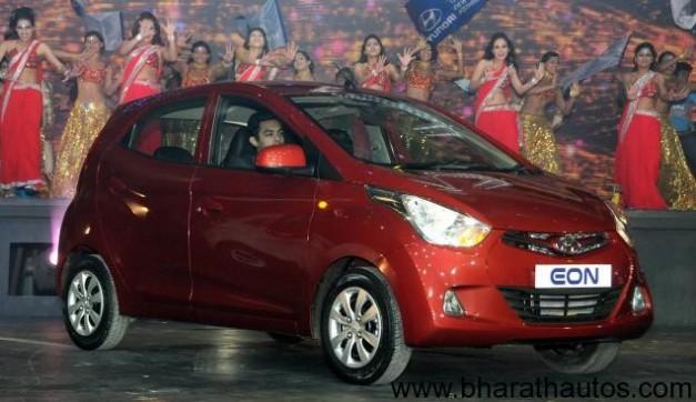 Hyundai Eon launched at 2.69 Lakhs
