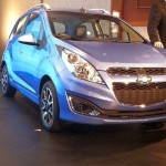 2013 Chevrolet Beat facelift - 001