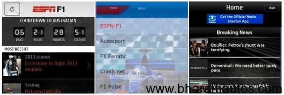 F1-Nokia-Apps