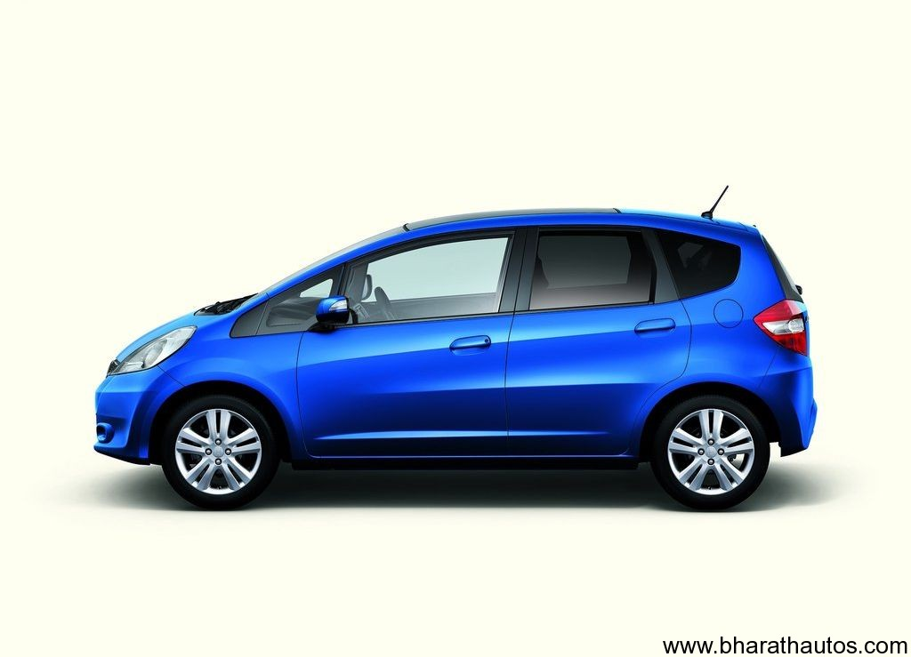 new honda jazz bookings halted due to parts shortage. Black Bedroom Furniture Sets. Home Design Ideas