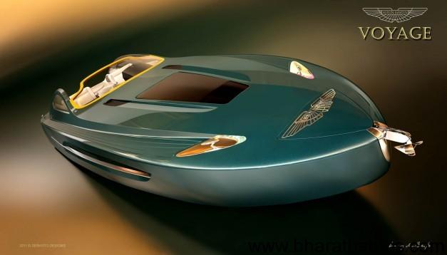 Aston Martin Voyage Concept