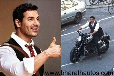 Akshay kumar is also starring along with john abraham in the film now