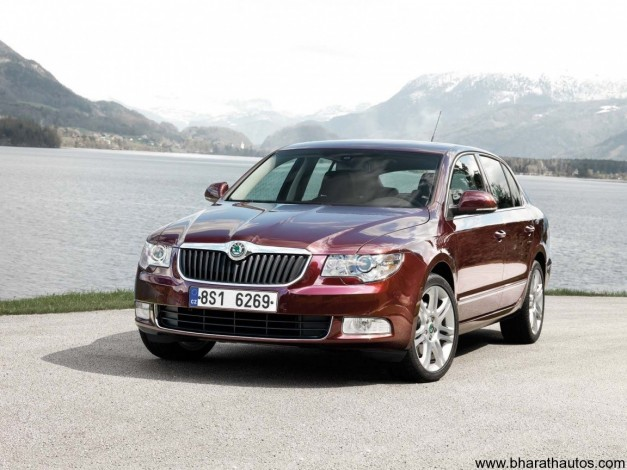 Skoda Auto to launch low-cost flagship Superb at Rs. 17 lakh