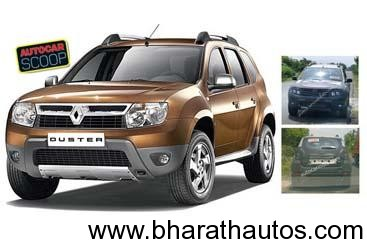 Renault Duster in India