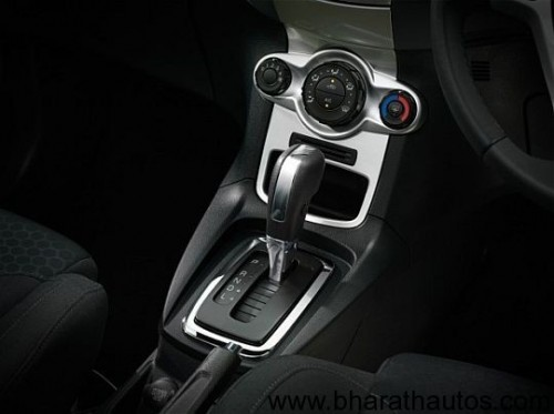 New Ford Fiesta 6-speed Powershift automatic gearbox