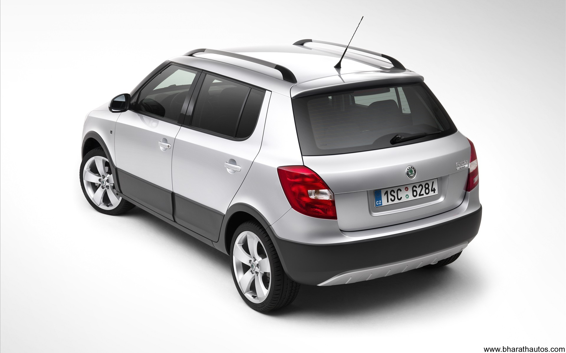 skoda india is all set to launch fabia scout in 2012. Black Bedroom Furniture Sets. Home Design Ideas