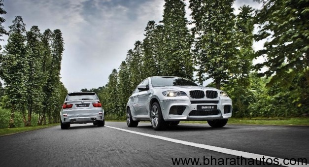 BMW X5 M and X6 M - 001