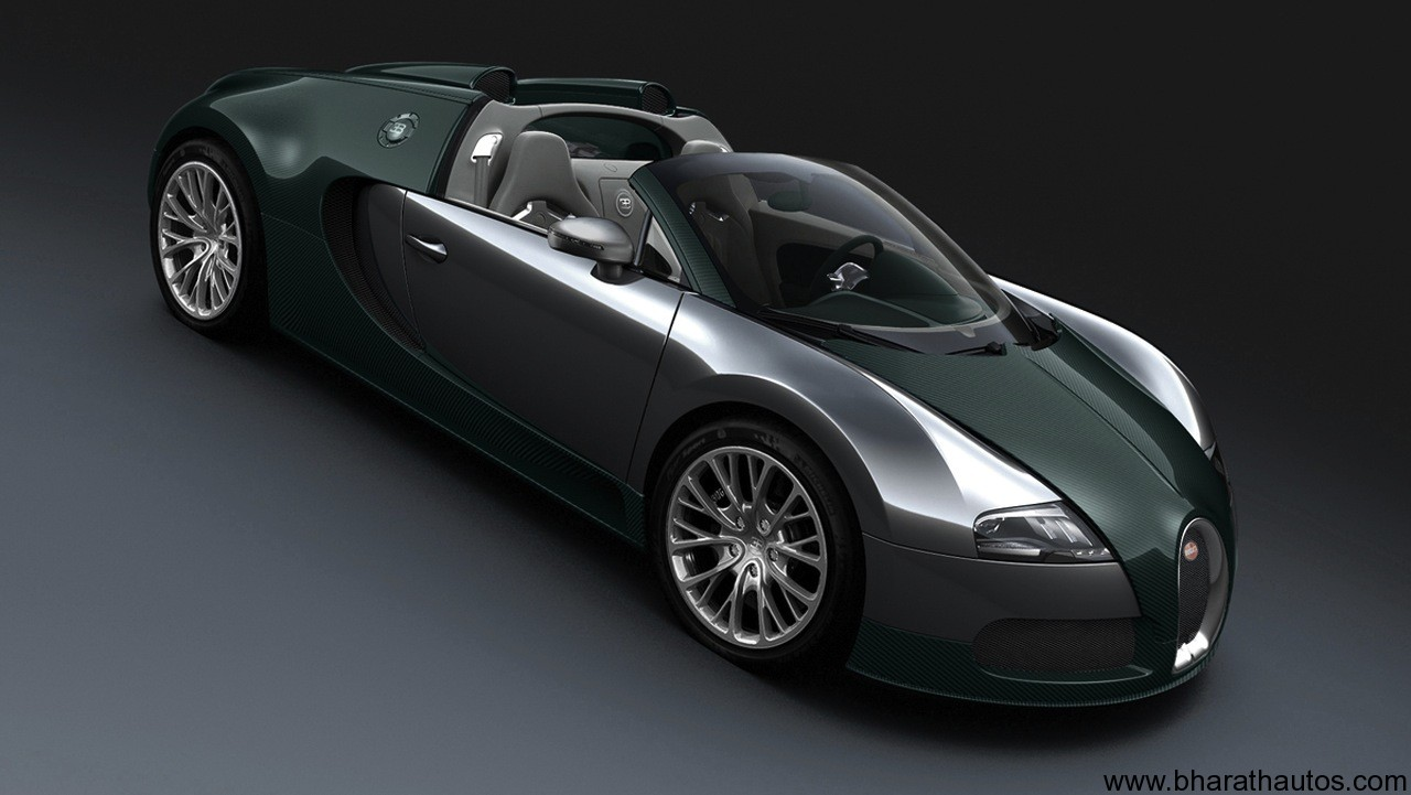 bugatti veyron 3 special edition grand sport models at. Black Bedroom Furniture Sets. Home Design Ideas