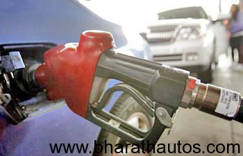 Petrol prices slashed by Rs. 1.85/- per litre