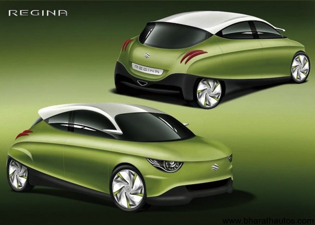 Suzuki Regina concept - 001