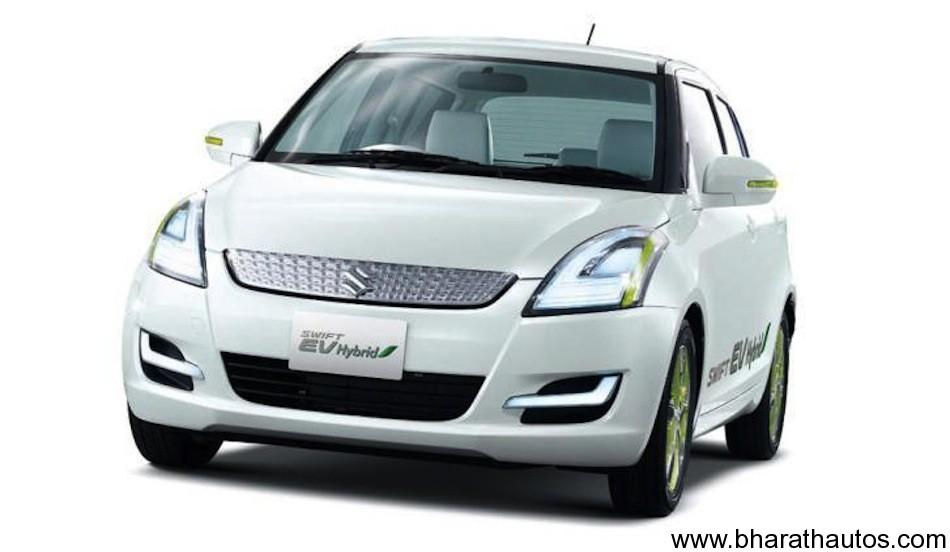 Suzuki Swift EV Hybrid Concept - 001