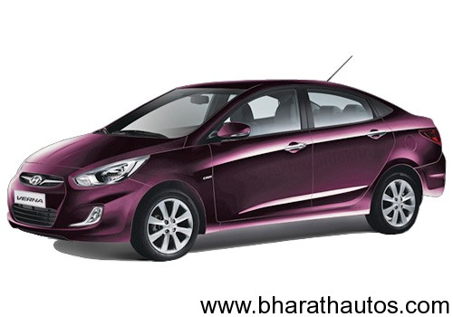 New Hyundai Verna