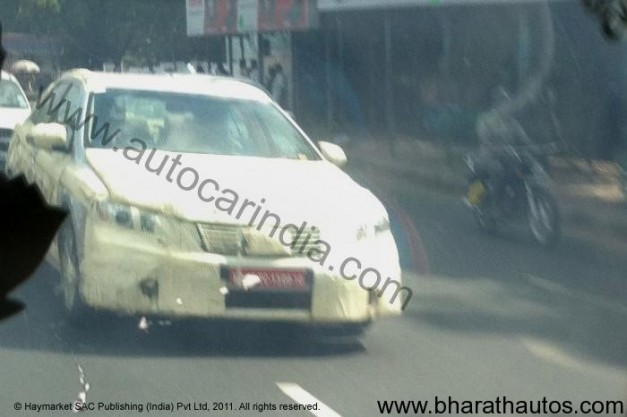 2012 Toyota Camry - FrontSpied