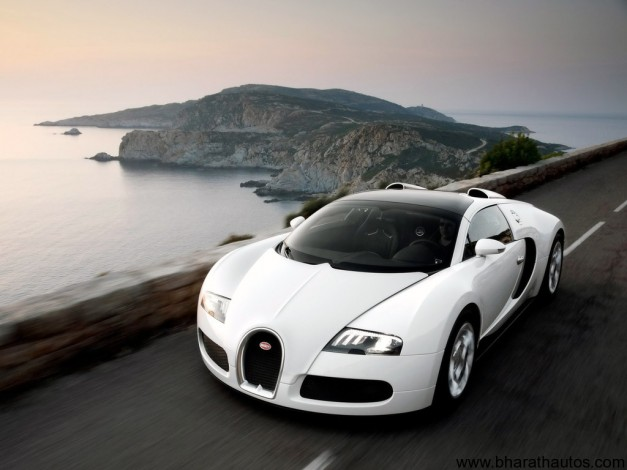 Bugatti Veyron 16.4 Gransports