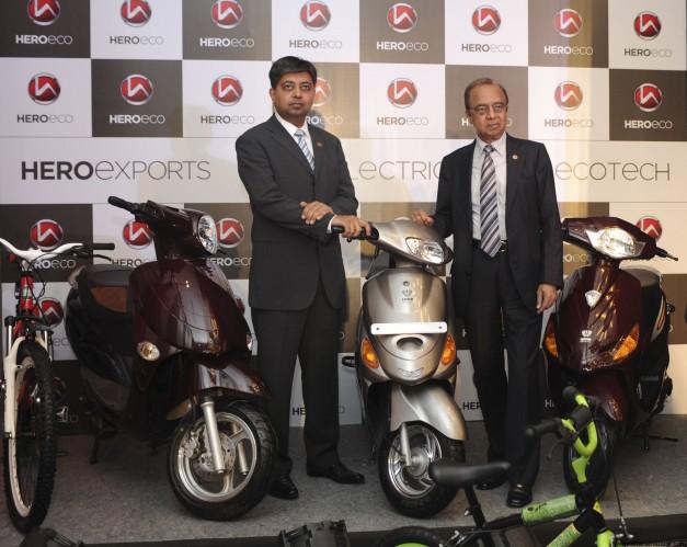 Hero Eco set to buy UK's Ultra Motors