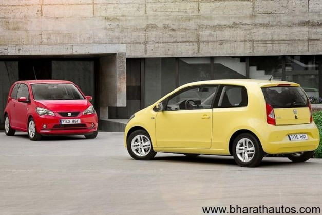 volkswagen might drive seat brand into india. Black Bedroom Furniture Sets. Home Design Ideas