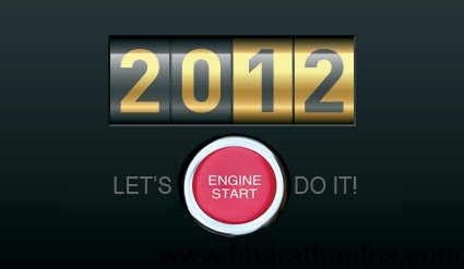 Bharathautos team wish you all Happy and Prosperous New Year 2012