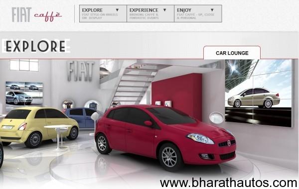 Fiat-Caffe-India