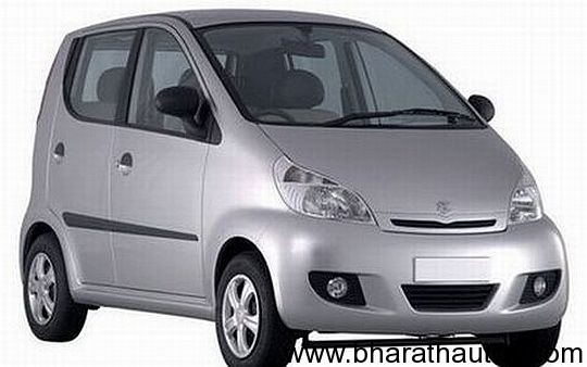 Bajaj ultra low cost car