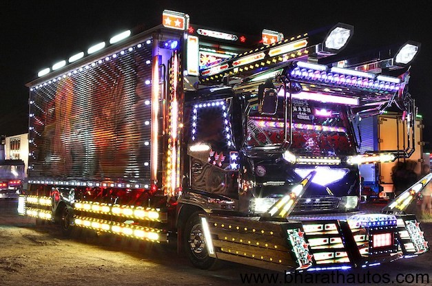 Japanese 'light trucks' banned from the highway