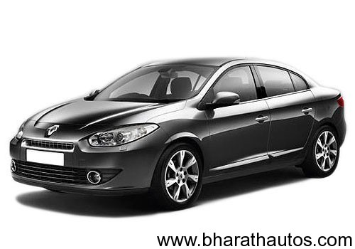 Renault Fluence - FrontView
