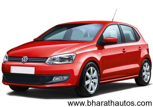 Volkswagen Polo - FrontView