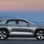 Volkswagen Cross Coupe Concept - 003