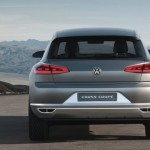 Volkswagen Cross Coupe Concept - 002
