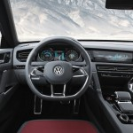 Volkswagen Cross Coupe Concept - 004