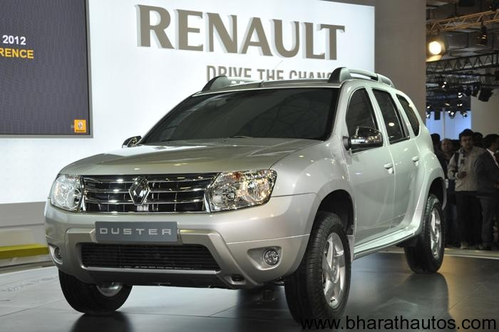 2012 auto expo renault launched the pulse unveils the duster suv. Black Bedroom Furniture Sets. Home Design Ideas