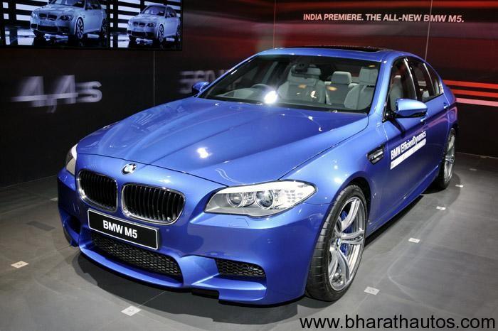 2012 F10 BMW M5 Performance Sedan
