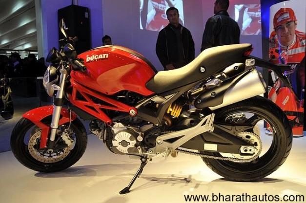 Ducati's Monster M795